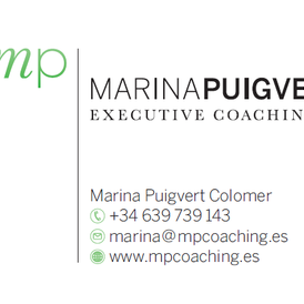 Executive and life coaching, specialised in Highly Sensitive Persons. I've coached a wide range of clients from managing directors to students through the tools of ontological coaching and NLP. My clients obtain a genuine behavioral transformation that leads them to significantly improve their self-confidence, relationships, communications skills, work performance and time management.