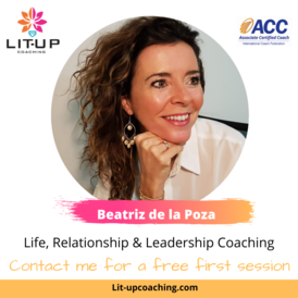Life, leadership & relationship coach. MBA & ACC. I am passionate about creating conversations where there is a shift in perspective and discovery of new insights for the client.  I can coach you in order to: